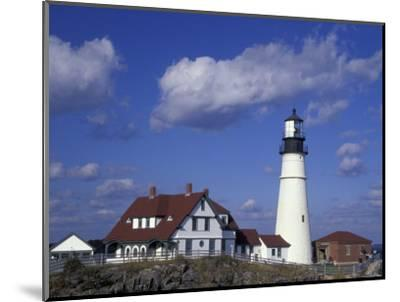 Portland Head Lighthouse, Portland, Maine-Darrell Gulin-Mounted Photographic Print