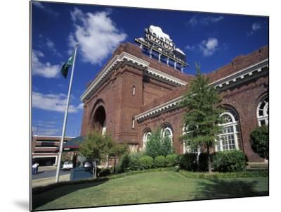 Chattanooga Choo-Choo at the Train Station, Chattanooga, Tennessee-Walter Bibikow-Mounted Photographic Print