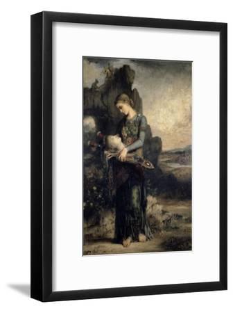Orpheus, c.1865-Gustave Moreau-Framed Giclee Print