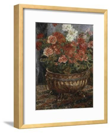 Bouquet of Flowers-Pierre-Auguste Renoir-Framed Giclee Print