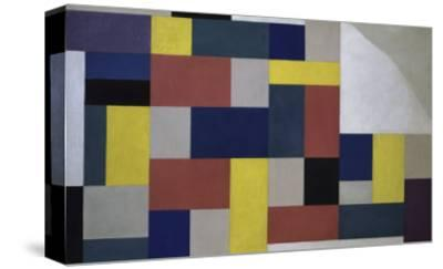 Composition, c.1920-Theo Van Doesburg-Stretched Canvas Print