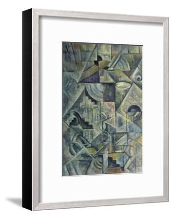 Samovar-Kasimir Malevich-Framed Giclee Print