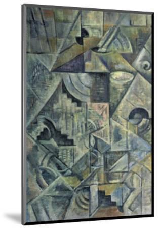 Samovar-Kasimir Malevich-Mounted Giclee Print