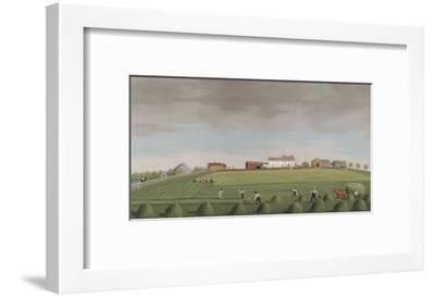 Ralph Wheelocks Farm, c.1822-Francis Alexander-Framed Giclee Print