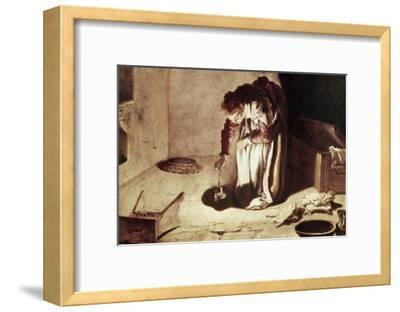 The Lost Coin-Domenico Fetti-Framed Giclee Print