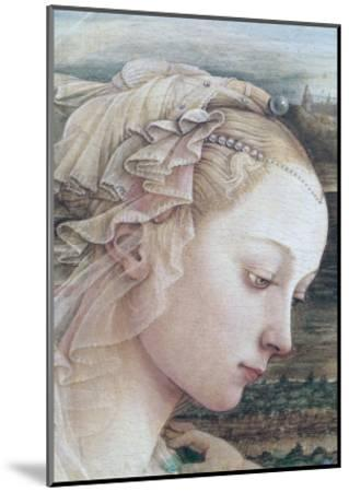Detail of Madonna and Child-Filippino Lippi-Mounted Giclee Print