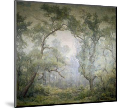 The Willows-Robert Payton Reid-Mounted Giclee Print