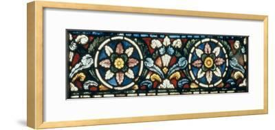 Stained Glass, c.1220--Framed Giclee Print