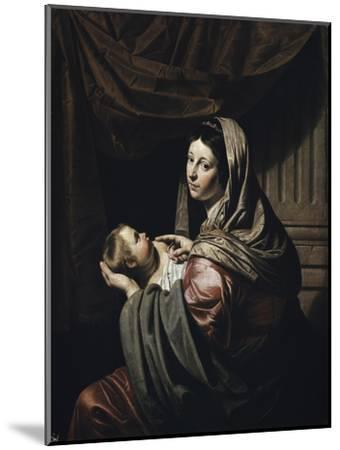 Madonna and Child-Jan Harmensz. Bylert-Mounted Giclee Print