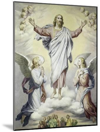 The Ascension-Heinrich Hoffman-Mounted Giclee Print