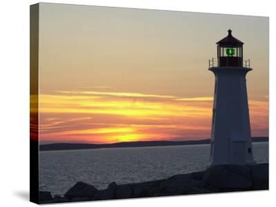 Nova Scotia, Canada-Keith Levit-Stretched Canvas Print