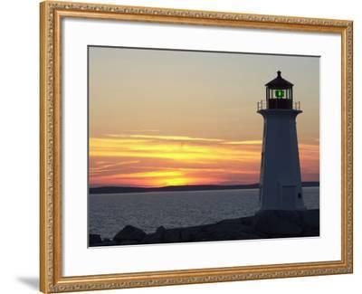 Nova Scotia, Canada-Keith Levit-Framed Photographic Print