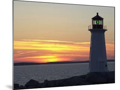 Nova Scotia, Canada-Keith Levit-Mounted Photographic Print