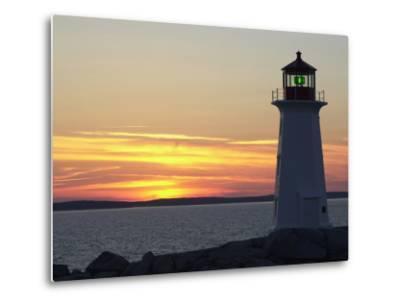 Nova Scotia, Canada-Keith Levit-Metal Print