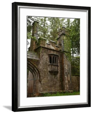 Rural Ireland, Stone Building-Keith Levit-Framed Photographic Print