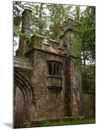 Rural Ireland, Stone Building-Keith Levit-Mounted Photographic Print