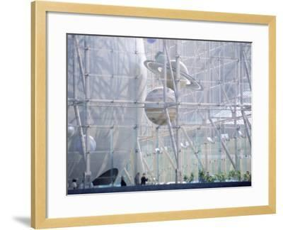 Planetarium, Museum of Natural History, NYC, NY-Barry Winiker-Framed Photographic Print