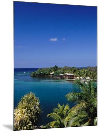 Anthonys Key Resort, Roatan, Honduras-Timothy O'Keefe-Mounted Photographic Print