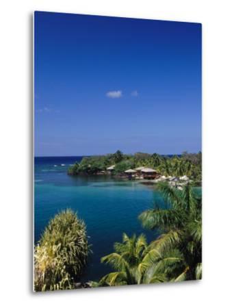 Anthonys Key Resort, Roatan, Honduras-Timothy O'Keefe-Metal Print