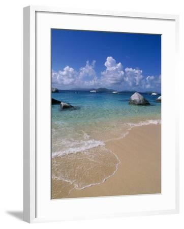 The Baths, Virgin Gorda, British Virgin Islands-Jim Schwabel-Framed Photographic Print