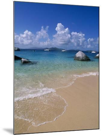 The Baths, Virgin Gorda, British Virgin Islands-Jim Schwabel-Mounted Photographic Print