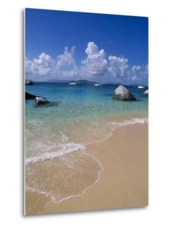 The Baths, Virgin Gorda, British Virgin Islands-Jim Schwabel-Metal Print