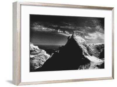 Tintagel Castle, Cornwall, England-Simon Marsden-Framed Giclee Print