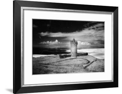 Doonagore Tower, County Clare, Ireland-Simon Marsden-Framed Giclee Print