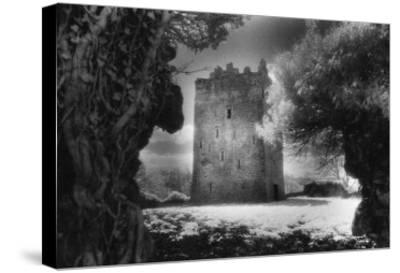 Lackeen Castle, County Tipperary, Ireland-Simon Marsden-Stretched Canvas Print