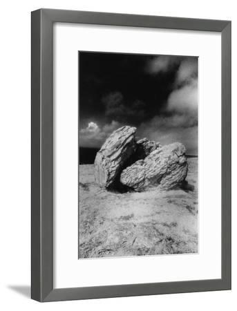 Rocks, the Burren, County Clare, Ireland-Simon Marsden-Framed Giclee Print