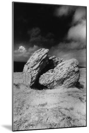 Rocks, the Burren, County Clare, Ireland-Simon Marsden-Mounted Giclee Print