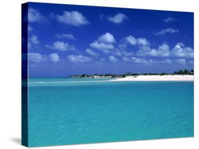 Tropical Scenic, Turks and Caicos Islands-Timothy O'Keefe-Stretched Canvas Print
