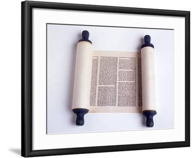 Torah-David Wasserman-Framed Photographic Print