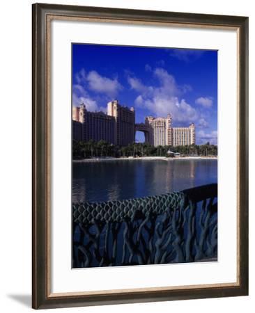 Atlantis Resort, Paradise Island, Bahamas-Angelo Cavalli-Framed Photographic Print