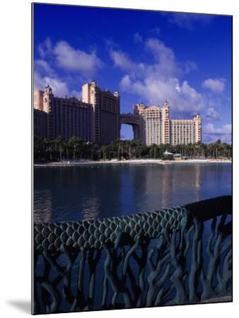 Atlantis Resort, Paradise Island, Bahamas-Angelo Cavalli-Mounted Photographic Print