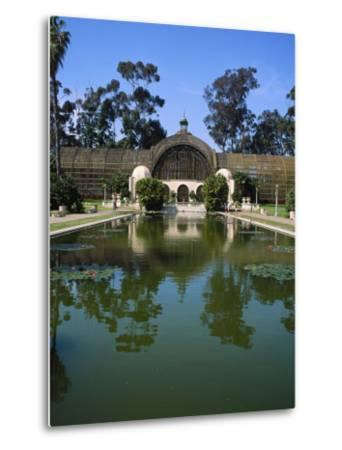 Balboa Park, San Diego, California-Mark Gibson-Metal Print