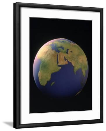 View of the Earth-Matthew Borkoski-Framed Photographic Print