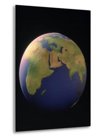 View of the Earth-Matthew Borkoski-Metal Print