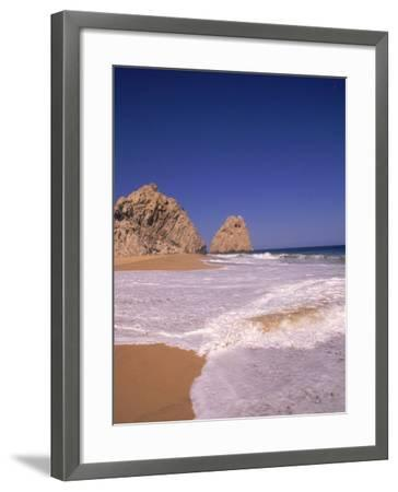 Lover's Beach, Cabo San Lucas, Mexico-Timothy O'Keefe-Framed Photographic Print