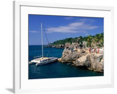 Negril, Jamaica-Timothy O'Keefe-Framed Photographic Print