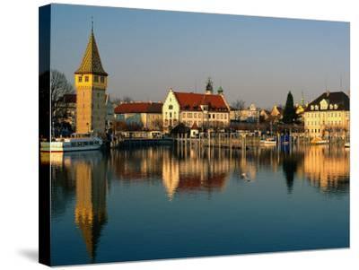 Bavaria, Germany-Walter Bibikow-Stretched Canvas Print
