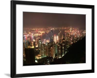 Hong Kong, China-Keith Levit-Framed Photographic Print