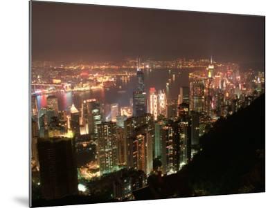 Hong Kong, China-Keith Levit-Mounted Photographic Print