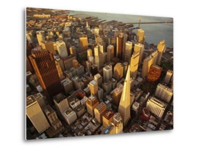 Downtown San Francisco, CA-Daniel McGarrah-Metal Print