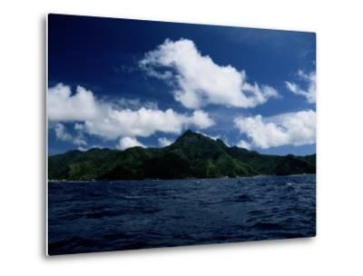 Scenic View of American Samoa-Wolcott Henry-Metal Print