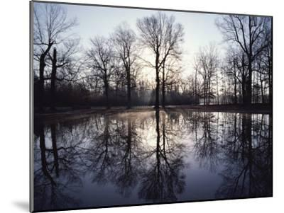 View of Bloody Pond-Sam Abell-Mounted Photographic Print