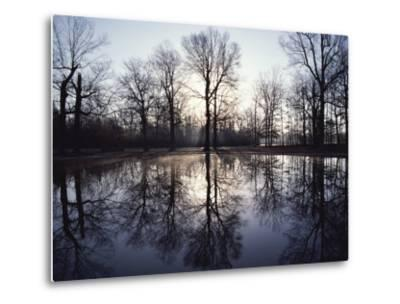 View of Bloody Pond-Sam Abell-Metal Print