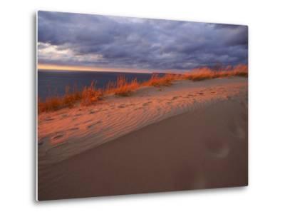 Scenic View of Sleeping Bear Dunes National Lakeshore-Melissa Farlow-Metal Print