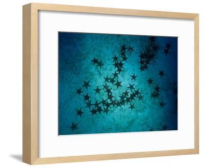 Sea Stars at Gordons Rocks-Heather Perry-Framed Photographic Print
