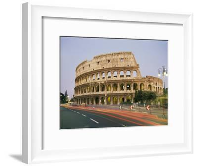 A View of the Colosseum-Richard Nowitz-Framed Photographic Print